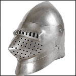Early Medieval-14th Century Helms