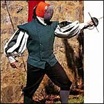 Renaissance Clothing - Fencing Attire