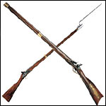 Flintlock Muskets and Rifles Non Firing