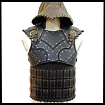 Leather LARP Fantasy Armour