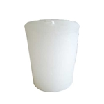 Fifteen Hour White Votive Candle - Unscented