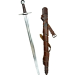 Sir Marshall Knight's Sword - Scabbard and Belt