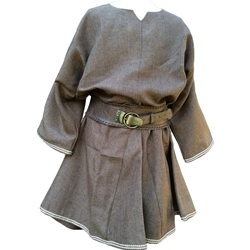 Brown Medieval Tunic