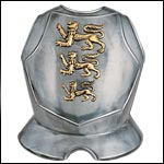 Decorative Medieval Breastplates