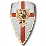 Decorative Medieval Shields