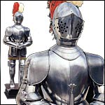 Full Suits of Decorative Armor