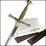 Toledo Medieval Letter Openers and Accessories