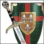 Marto Medieval Decorative Arms