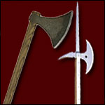 Medieval and Renaissance Polearms and Axes