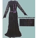 Gothic Vamp Dress 100186 - Liquidation