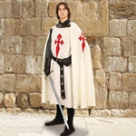 Jerusalem Hooded Cape 101599