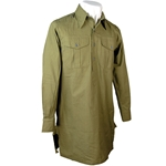 German Army Tropical Service Shirt - WWII
