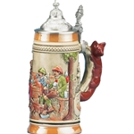 Forest and Meadows Stein 3071