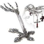Litternere Skeleton Jewelry Stand 17-AAC58