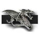 Dracul's Creed Belt Buckle 17-B89