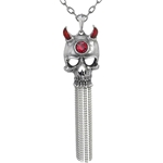 Asmodeus Necklace Pewter Alchemy P699