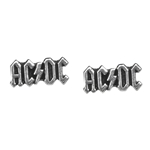 AC/DC: Logo Stud Earrings