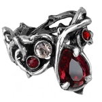 Passion Ring Pewter Alchemy R167