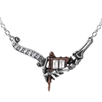 Forever Inked Necklace Pewter Alchemy ULFP22
