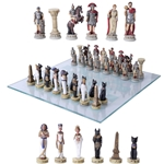 Egyptians vs Romans Chess Set 18-11294
