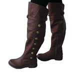 Corsair Tall Boot - Brown