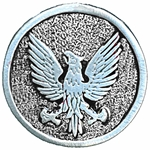 Pewter Eagle Pin 116.0614