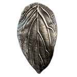 Elf Leaf Pewter Pin 116.0676