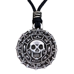 Pirate Medallion - Pewter