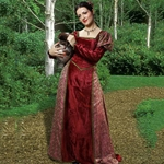 Hildegard Princess Dress
