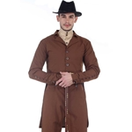 Steampunk Sovereign Tailcoat  C1281