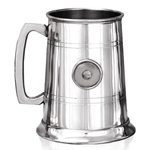 Club Mount Pewter Tankard One Pint EP042