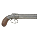 Replica Civil War Cogswell Pepperbox Revolver 24-47-8652