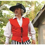 Pirate Vest - 17th century - Cotton 100520