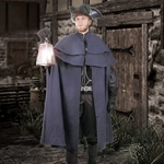 Capatino Double Mantle Wool Cloak