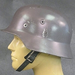 German M40 Finnish Contract WWII Type Original Helmet 26-300445