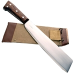 USMC Square Tip Machete with Scabbard WWII Repro 26-420001