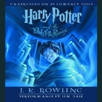 Harry Potter and the Order of the Phoenix Audiobook 27-2029-0