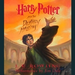 Harry Potter and the Deathly Hallows Audiobook 27-6038-5
