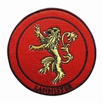 House Lannister Embroidered Patch  21-113
