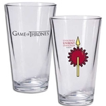 Game of Thrones Martell Pint Glass 29-051