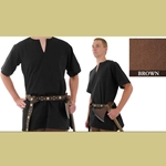 Medieval Tunic, Brown, Medium