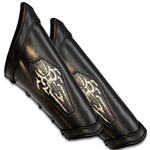 Necromancer Padded Arm Bracer