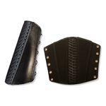 Leather Rogue Arm Bracers