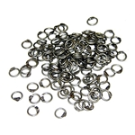 Loose Chainmail Rings - Round Ring Dome Riveted - Code 8 OB2345