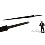 Xtreme Synthetic Longsword Blade-Black