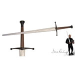 Xtreme Synthetic Sparring Longsword-Silver Blade PR9012
