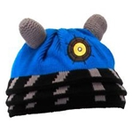 Doctor Who Blue Dalek Hat