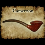 Cameroon Pipe 30-2323
