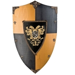 Wooden Shield Toledo Eagle AG874