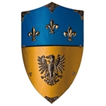 Wooden Shield-Charlemagne AG876
